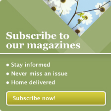 Subscribe to our magazines